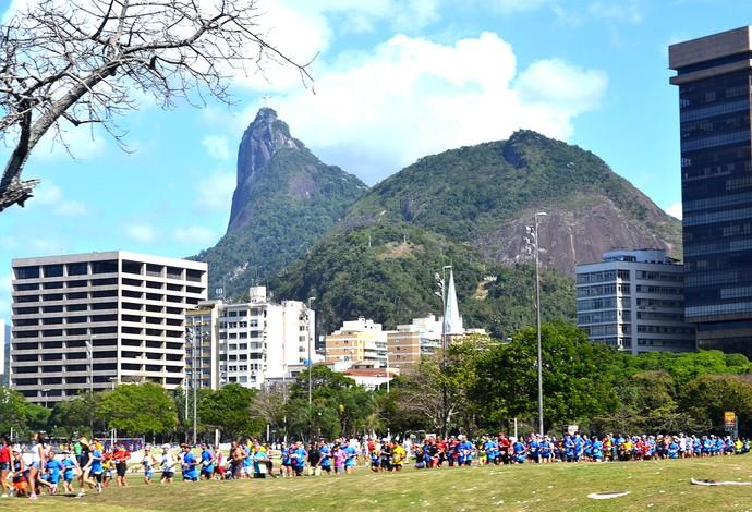 Meia Maratona do Rio de Janeiro 2012 Eu Atleta corrida (Foto: Bebel Clark / Globoesporte.com)