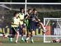 Com grupo desfalcado, Dunga monta time com nove titulares na Seleção