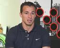Damião mostra ansiedade para definir o seu futuro e rechaça volta ao Santos