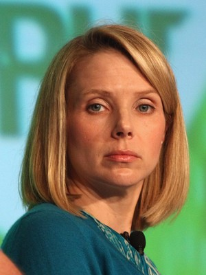 Marissa Mayer, CEO do Yahoo! (Foto: Getty Images)