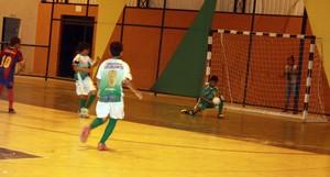 Garotada mostra futebol ímpar, mas em quadra o Independente fecha em 3 a 1 (Foto: divulgação)
