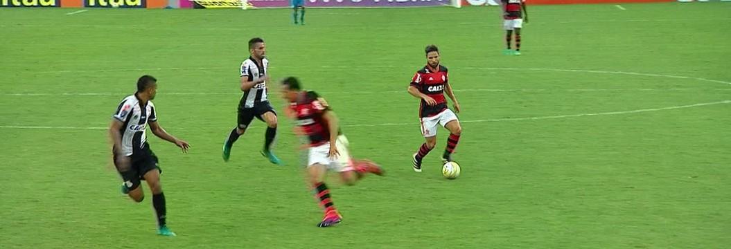 Melhores momentos de Flamengo 2 x 0 Santos