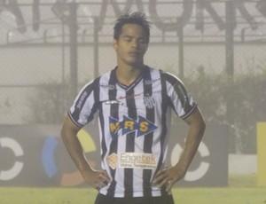 Daniel Morais Tupi-MG (Foto: Bruno Ribeiro)