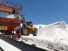 Geadas nos EUA são alternativa para produtores de sal do RN, diz sindicato