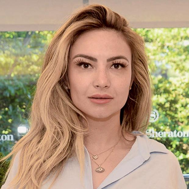 Kelly Correia  (Foto: Divulgação )