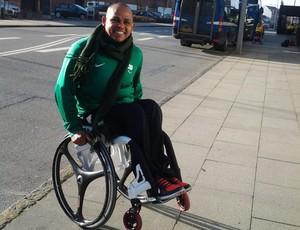 Adriano Lima, nadador paralímpico (Foto: Divulgação)