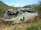Motorista de ônibus que se envolveu em acidente segue em estado grave