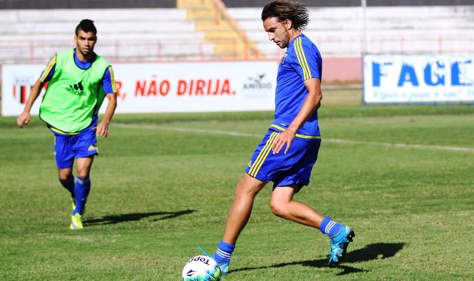 Zotti Botafogo-SP (Foto: Luís Augusto / Agência Botafogo)