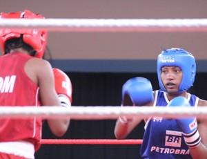 Erica Matos boxe feminino (Foto: Divulgação / CBBoxe)