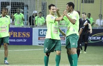 Com pênalti no último segundo, Palmeiras bate o Vasco e vai à final
