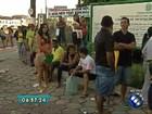 Beneficiários do Seguro Defeso enfrentam filas em Belém