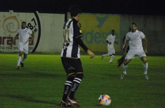 Atlético-ES x Espírito Santo (Foto: Karen Porto/CA Itapemirim)