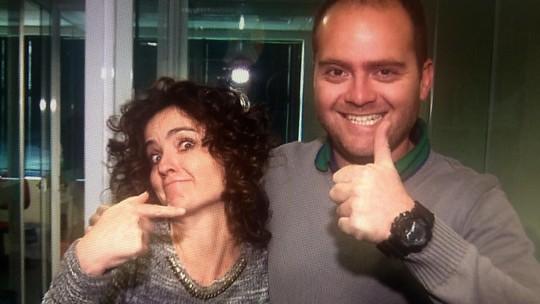 Neste sábado (22), Michelly e Bruno Fávaro vão explorar o Paraná juntos
