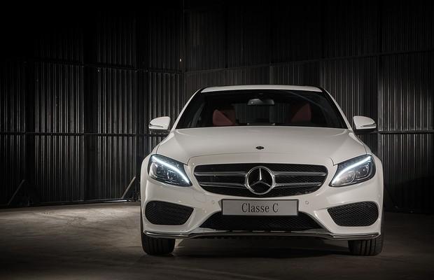 Novo Mercedes-Benz Classe C (Foto: Divulgação)