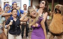 Barracos, micos... Tem de tudo no blog (Sangue Bom/TV Globo)
