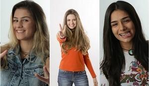 Denise Salvi quer formar girlband (Foto: Divulgação/Gshow)