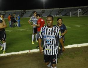 Thiaguinho, Botafogo-PB, CSP, Campeonato Paraibano, Paraíba (Foto: Richardson Gray / Globoesporte.com/pb)