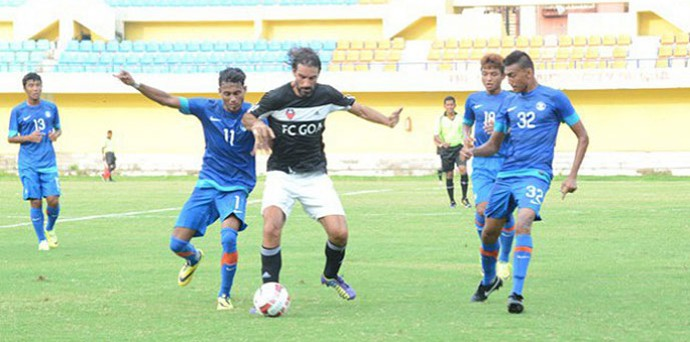 Robert Pires, FC Goa (Foto: Divulgação)