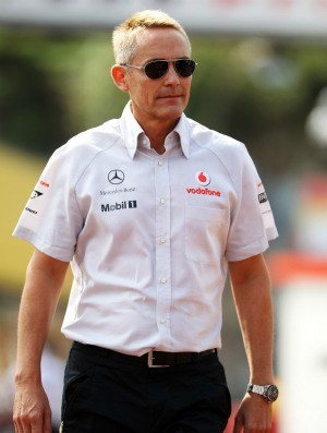 Martin Whitmarsh (Foto: Getty Images)