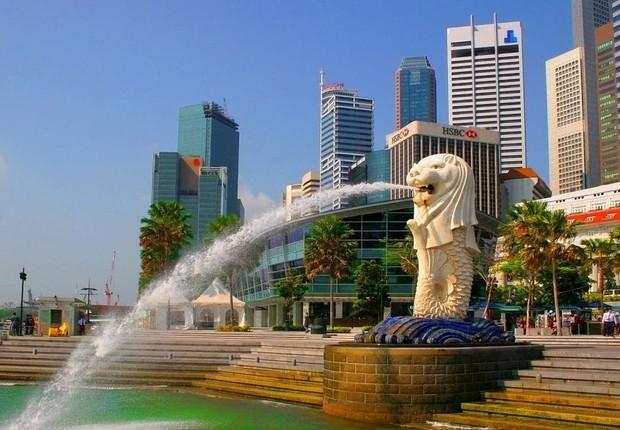 Cingapura (Foto: Reprodução/YouTube)