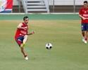 Para o meio: Figueira tem pré-contrato com os volantes Juliano e Hélder