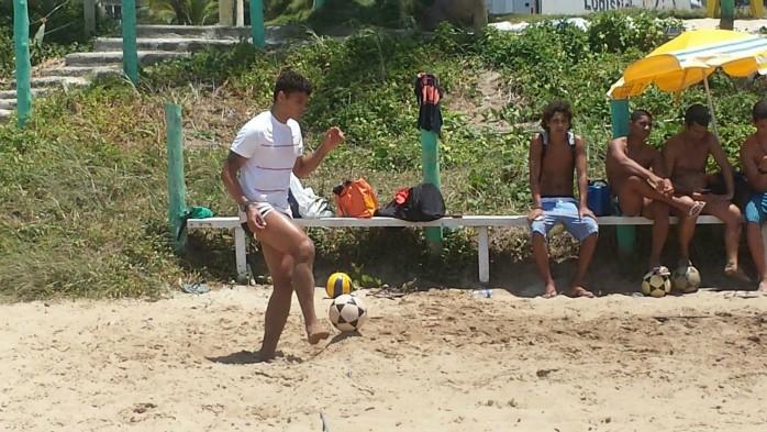 Thiago Silva praia Rio de Janeiro