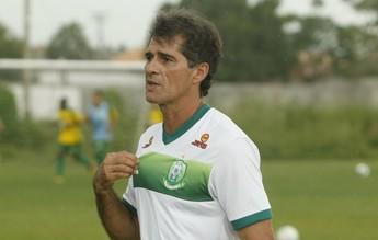 Charles Guerreiro no Paragominas (Foto: Marcelo Seabra/O Liberal)