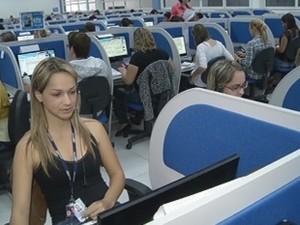 Jovens precisam de paciência para crescer na profissão (Foto: Reprodução TV TEM)