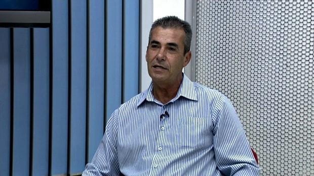 Egídio Garó fala sobre vagas no comércio (Foto: Reprodução TV Acre)