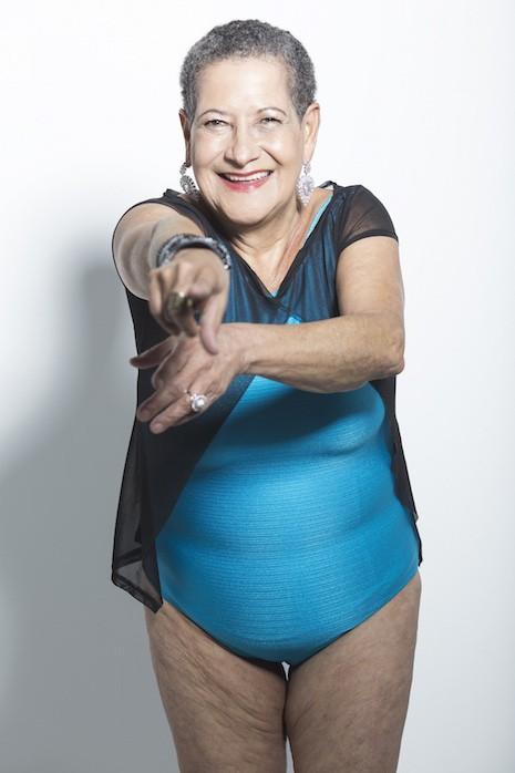 Dona Geralda (Foto: Marco Pinto / MBB6)