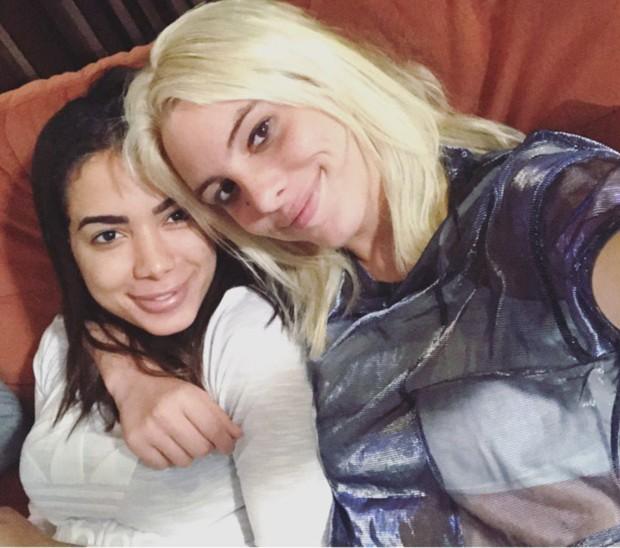 Anitta e Lele Pons (Foto: Reprodução/Instagram)