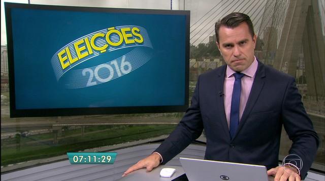 Confira compromissos de candidatos à prefeitura da capital na segunda-feira (19)