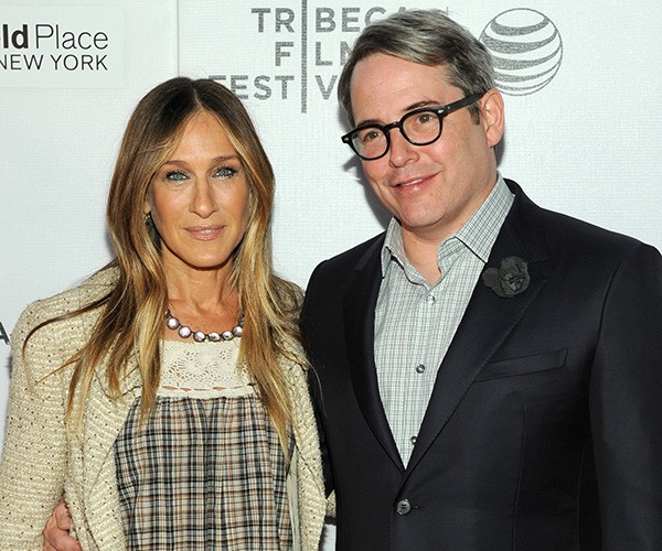 Sarah Jessica Parker e Matthew Broderick (Foto: Getty Images)