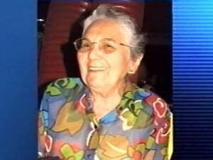 Aldamira foi a primeira prefeita eleita com voto direto (Foto: TV Diário/Reprodução)