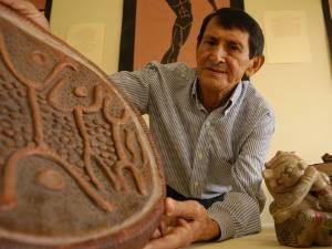 Mestre Cardoso faleceu em 2006 (Foto: Fernando Araújo / O Liberal)