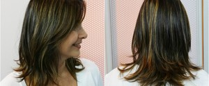 Apresentadora Vanessa Machado muda o visual e ilumina as madeixas com luzes; confira aqui (Fernanda Maciel)