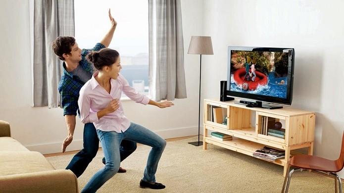 O Kinect, da Microsoft, foi mostrado primeiro no filme De Volta para o Futuro 2 (Foto: Divulgação/Microsoft)