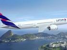 Primeiro avião com a marca Latam decola em maio