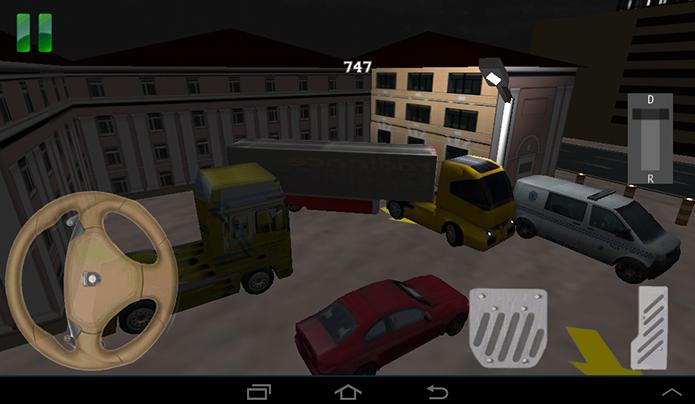 Truck Parking 3D (Foto: Divulgação)