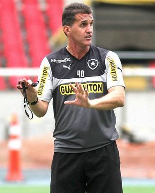 Mancini, Treino Botafogo (Foto: Vitor Silva / SSpress)