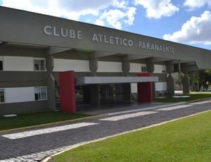CT do Caju - Atlético-PR (Foto: Divulgação / Site oficial do Atlético-PR)