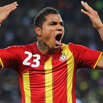 Kevin-Prince Boateng Gana (Foto: Getty Images)