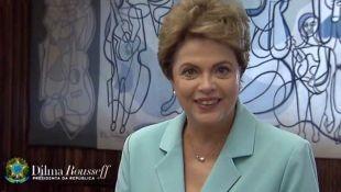 Presidente Dilma Rousseff (Foto: Reprodução)