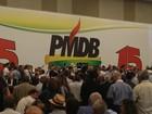 Em convenção, líder diz que PMDB quer candidato à Presidência em 2018