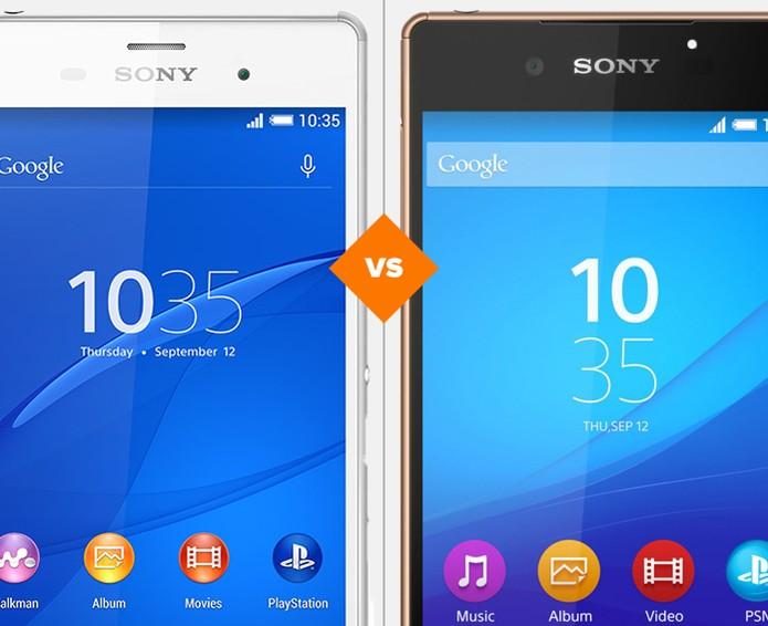 Xperia Z3 ou Xperia Z4: qual é o melhor smartphone da Sony? (Foto: TechTudo)