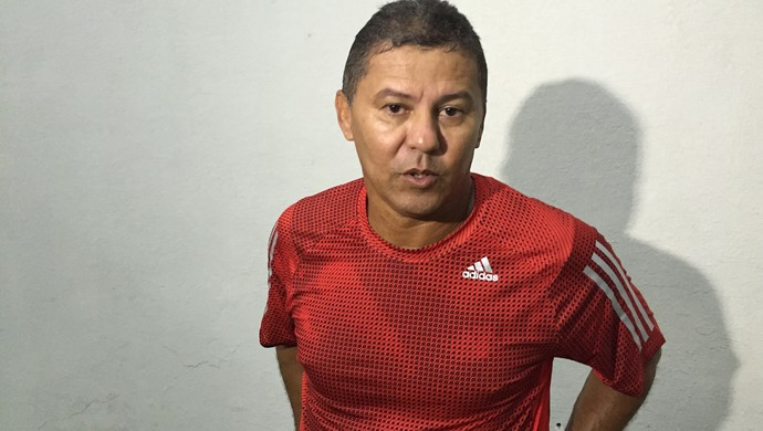 Ramiro Souza, Santa Cruz-PB, Santa Cruz de Santa Rita (Foto: Lucas Barros / GloboEsporte.com)