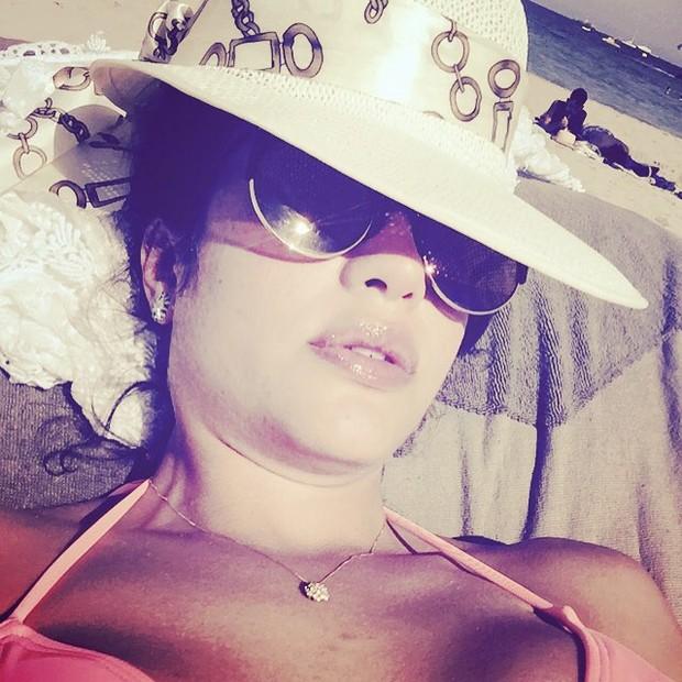 Maria Melilo (Foto: Reprodução/Instagram)