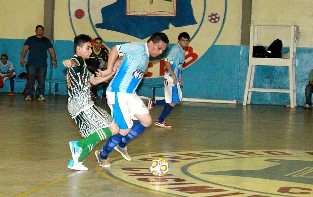 Futsal, Amazonas (Foto: Frank Cunha / Globoesporte.com)