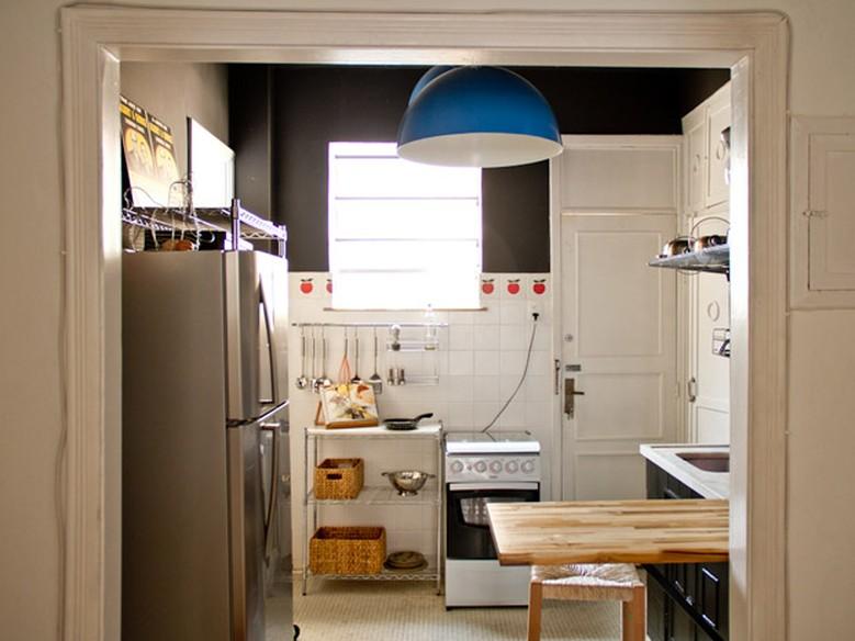 Como decorar uma cozinha pequena decora programas gnt - Decorar casa pequena ...