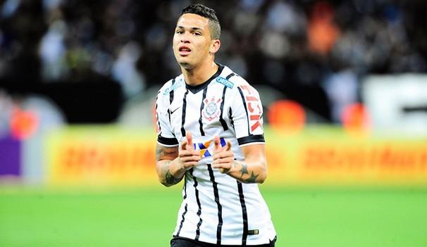 Luciano deve substituir Guerrero no ataque do Corinthians (Foto: Marcos Ribolli / reprodução globoesporte.com)